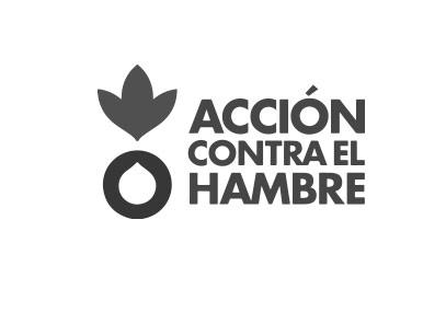 Logotipo Acción contra el hambre