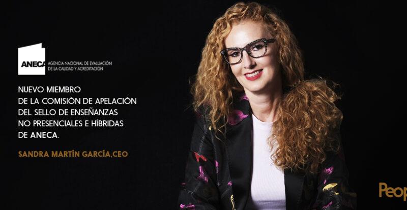 Imagen de la noticia Nuevo nombramiento de Aneca