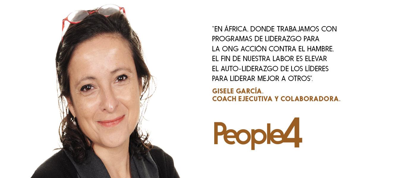 Imagen de la noticia People4 y Gisele García, coach ejecutiva, trabajan en programas de liderazgo para Acción Contra el Hambre en África
